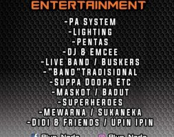 Alun Nada Entertainment (Event)